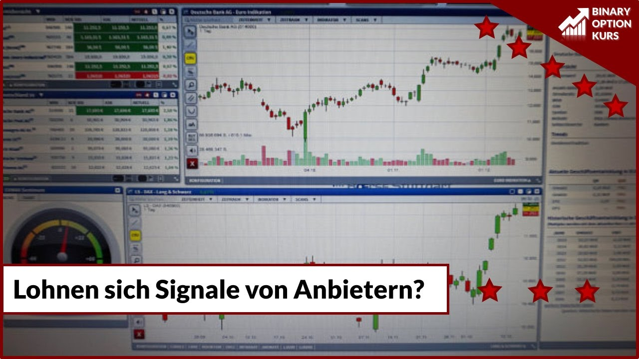 Forex brokers using automated trading signals