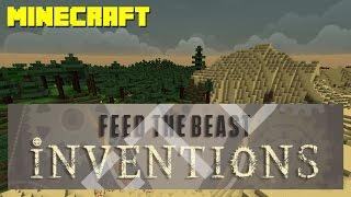 FTB Inventions S01E001 - Das Abenteuer beginnt - Minecraft - Deutsch German