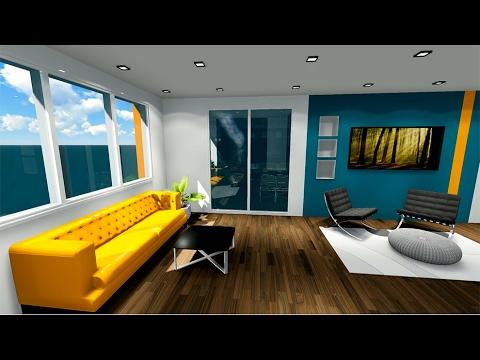 tude design et conception d 39 un appartement 05 par