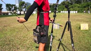 Archery for Beginners - Scoring and basic techniques