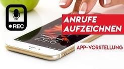 Anrufe & Telefonate aufzeichnen [kostenlos] - iPhone, iPad (iOS & Android)