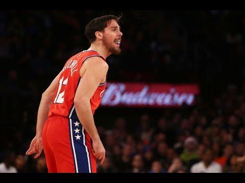T.J. McConnell | Highlights vs Knicks (12.25.17) 15 Pts, 5 Rebs, 4 Asts, 2 Stl