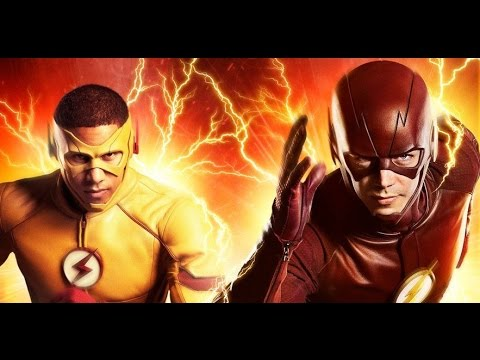 The Flash/I Just Wanna Run