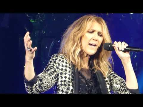 Si c'était à refaire, Céline Dion live 2017 @ Accorhotels Arena Bercy, Paris - 04.07.2017