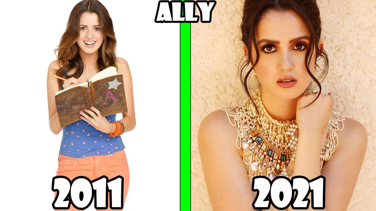 Austin & Ally Before and After 2021 (The Television Series Austin & Ally Then and Now)