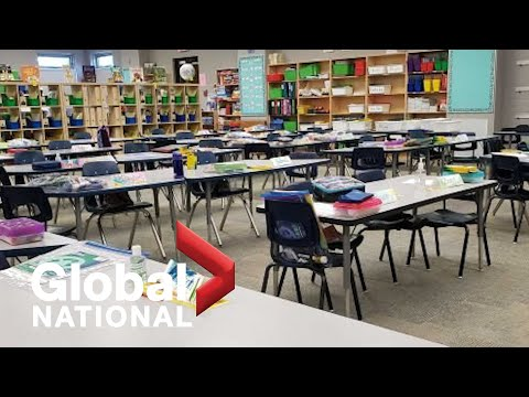 Global National: Sep 3, 2020 | Rethinking the back-to-school routine