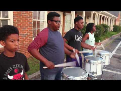 Making The Drumline -Yahshua