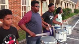 Video Making The Drumline -Yahshua's Revenge download MP3, 3GP, MP4, WEBM, AVI, FLV September 2017