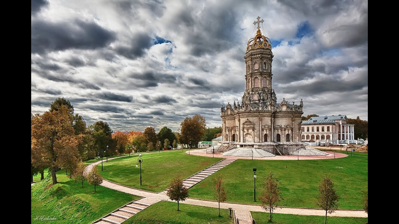 Top 10 Most Beautiful Cathedrals And Churches In Russia
