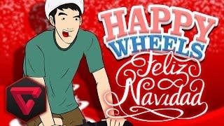 Happy Wheels: ¡FELIZ NAVIDAD!