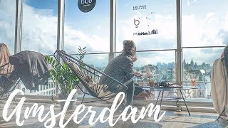 我在荷蘭🇳🇱一個人的阿姆斯特丹。Amsterdam Holland
