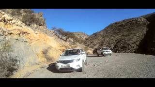 Geely Emgrand X7 Sport Test Drive Oman