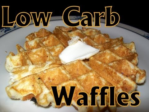 Atkins Diet Recipes Low Carb Waffles E If