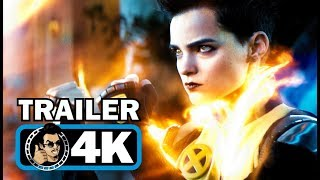 DEADPOOL 2 Official Trailer #4 - Cable (4K ULTRA HD) Ryan Reynolds Marvel Movie | 2018