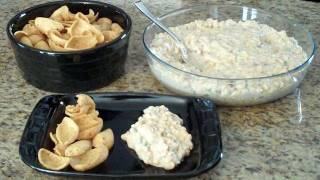Super Bowl Fiesta Corn Dip - Lynn's Recipes