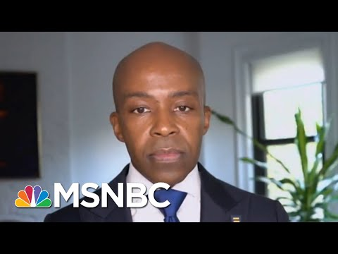 Trump WH Creates Climate Where LGBTQ People Are Targeted, Says HRC Head   Morning Joe   MSNBC