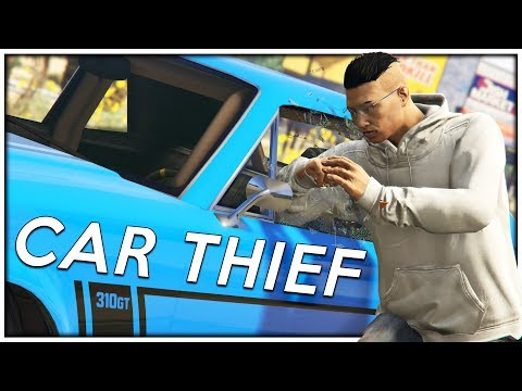 GTA RP | I Stole a Car From a CAR MEET (Redline #3) |
