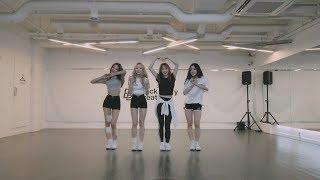 """이달의 소녀 yyxy (LOONA/yyxy) """"love4eva (feat. Grimes)"""" Choreography Practice"""
