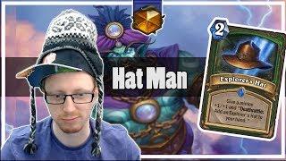 Hearthstone: Hat Man