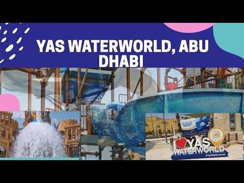 Yas Waterworld Abu Dhabi | World's Leading Water Park #abudhabi #expatteacher #Georgia'sLifestyle