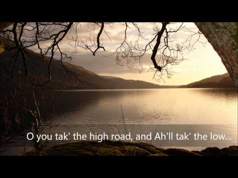 The Bonnie Banks O Loch Lomond Lyrics Family Friendly Movies