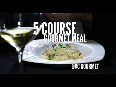 5 Course Gourmet Meal