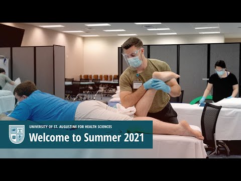 Welcome to Summer 2021 @ USAHS Video