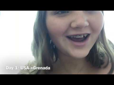 Grenada & the Grenadines Vlog: part 1