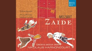 Zaide, K. 344: Act II: Treulos schluchzet Philomene (No. 12 Aria)