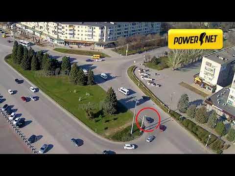 ДТП (авария г. Волжский) пл. Ленина 20-04-2019 17-17