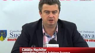 Ministrul Marius Nica in vizita in judetul Suceava