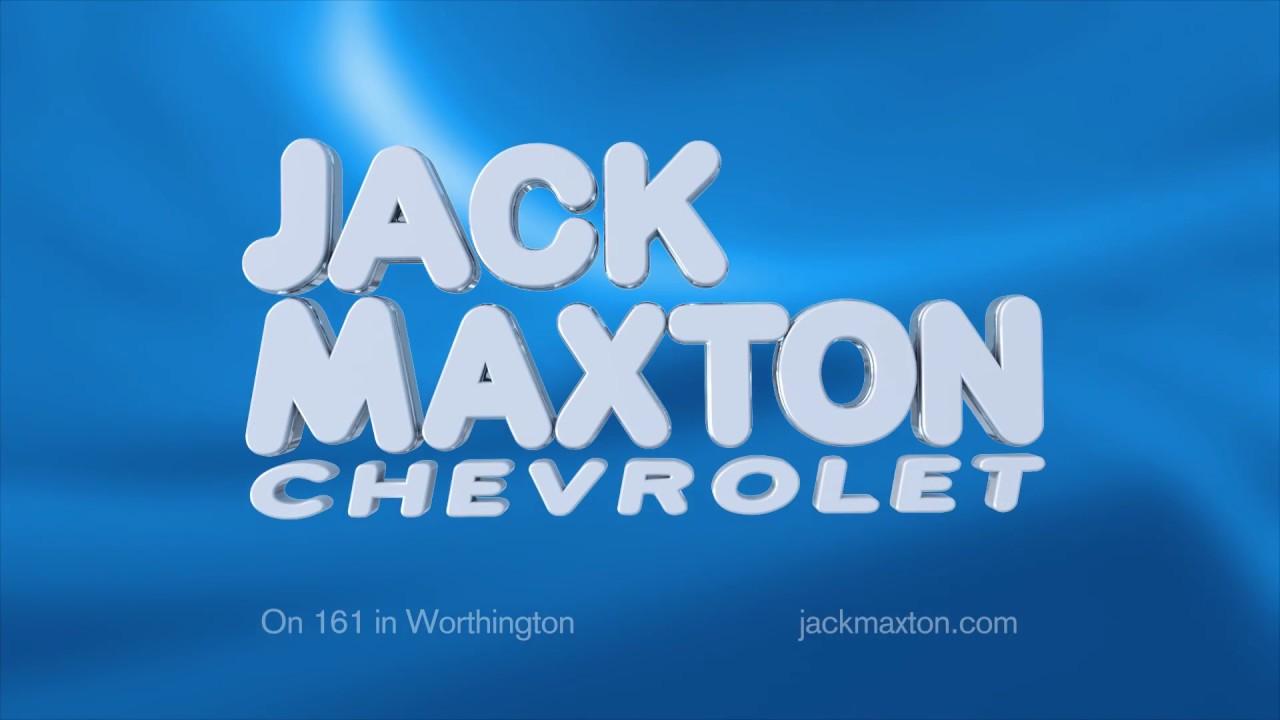 Jack Maxton Chevrolet >> Jack Maxton Chevrolet Worthington Ohio