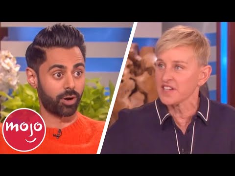 Top 10 Celebs Who Clapped Back at Talk Show Hosts