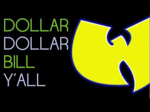 Wu Tang Clan - C.R.E.A.M. + Lyrics (Lyric Video)