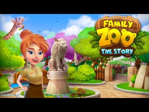 Appy Sunday | Family Zoo - The Story 📱