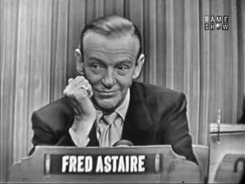 What's My Line? - Fred Astaire (Apr 3, 1955)