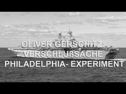 Oliver Gerschitz: Verschlußsache Philadelphia-Experiment
