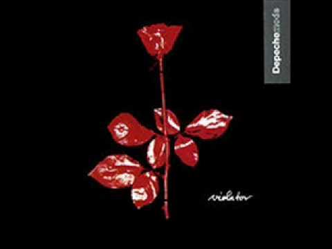 Depeche Mode-Enjoy the Silence *With Lyrics*