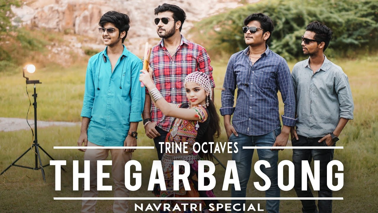 The Garba Song | Best Garba Mashup 2019 | Gujarati Dandiya Songs | Navratri Special | Trine Octaves