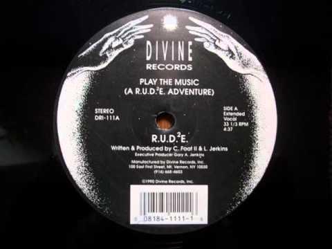 A.R.U.D.²E. - Play The Music (1990)