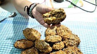 Диетические хлебцы без муки и сахара  Как приготовить без муки и сахара