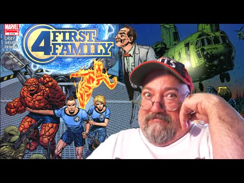 Fantastic Four: First Family (Fantastici Quattro: Prima Fami