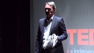 La preocupación puede matarte o lanzarte, tú eliges: Fernando Alvarez at TEDxElche