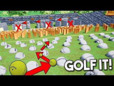 TODO DEPENDE DE LA SUERTE! QUIEN LO CONSEGUIRÁ? Golf It!