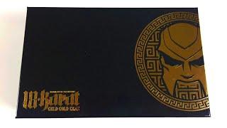 18 Karat - Geld Gold Gras Box Unboxing