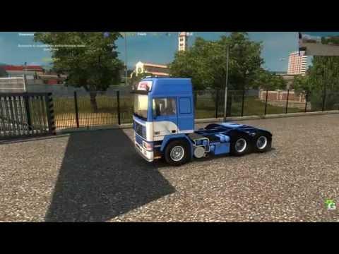 Euro Truck Simulator 2 ( картa ORIENT EXPRESS V9.0) # 6