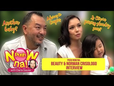 Push Now Na: Will Norman Crisologo and Beauty Gonzalez allow their daughter to join showbiz?