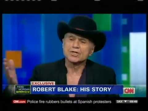 ROBERT BLAKE  on CNN  PART 15