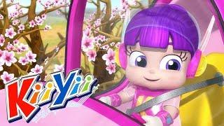 детские песни   4 сезона + Еще!   KiiYii   мультфильмы для детей