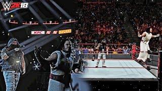 WWE 2K18 Mods: Deleters of Worlds Custom Tag Entrance Animation/Edits (Bray Wyatt & Matt Hardy) - PC